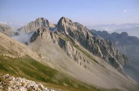 Il Monte Sal¨¨, presso il Colle di Valcavera