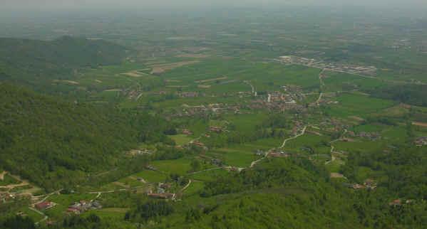 La conca di Villar San Costanzo