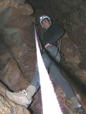 Mauro in grotta