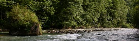 Il fiume Maira