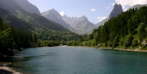 Il Lago di Saretto