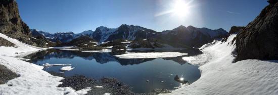 Lago Niera, nel Vallonasso di Stroppia