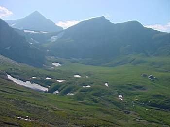 L'alto Vallone del Tibert