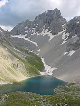 L'Oronaye e il Lago Apzoi