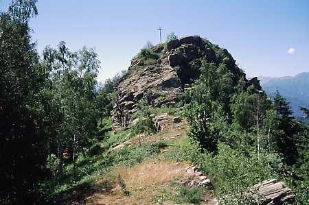 la rocca del Castlas