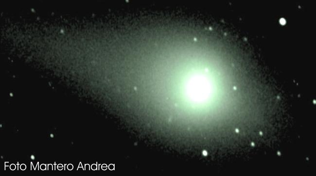 Cometa Lulin il 24 febbraio 2009