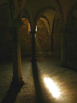La cripta - Foto Enrico Collo