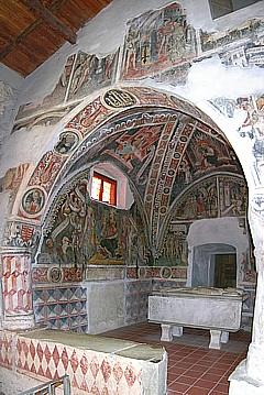 Cappella di San Giorgio - Foto Enrico Collo