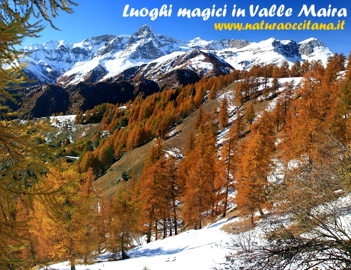 Autunno in Valle Maira