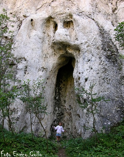 Grotte di travertino