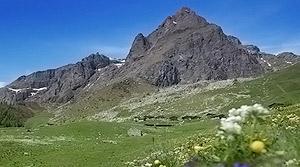 Monte Chersogno da Grange Chiotti