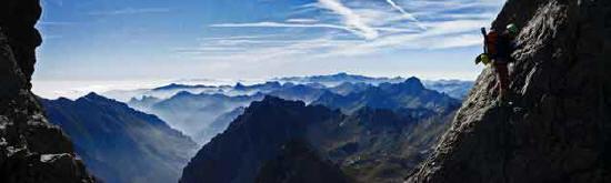 Cresta del Brec de Chambeyron
