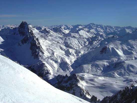 Rocca la Meja dal Monte Cassorso